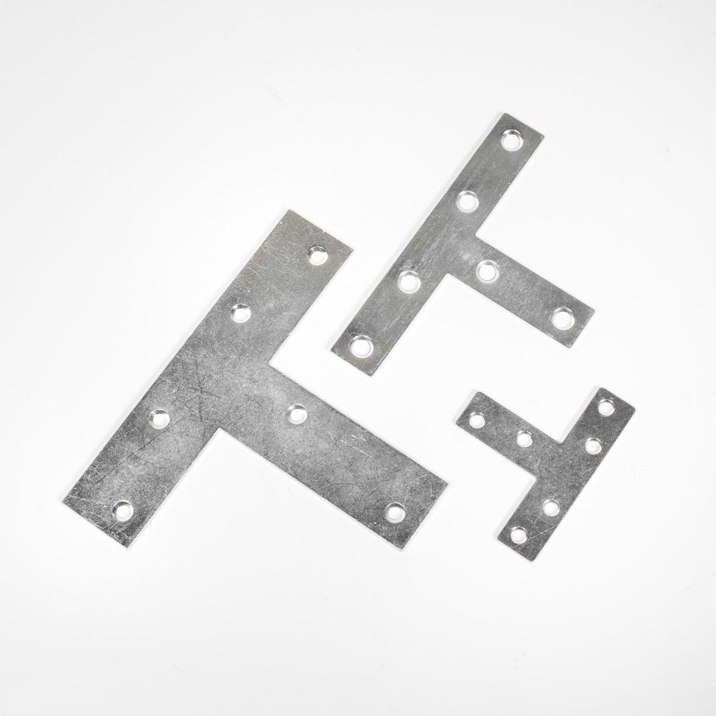 Уголок плоский Т-образный VORMANN