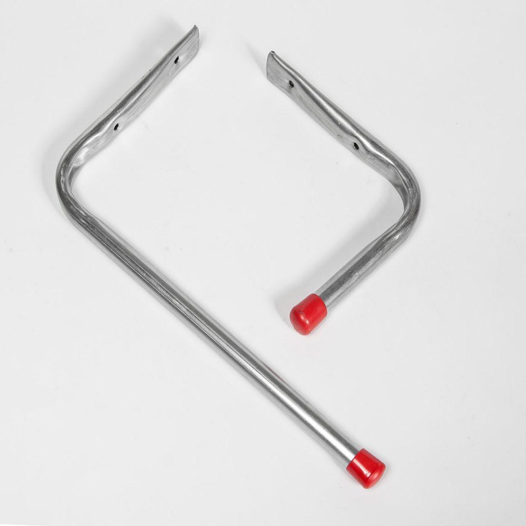 Крюк настенный L-образный